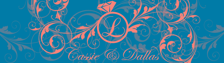 Cassie & Dallas Wedding Header
